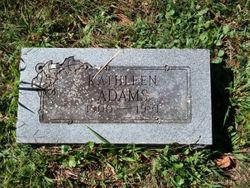 Sarah Kathleen Adams