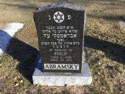 Philip Abramsky