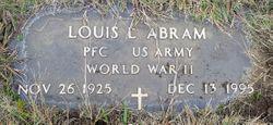 Louis L Abram