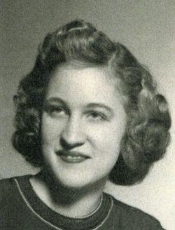 Margaret Helen <I>Bagwell</I> Anderson