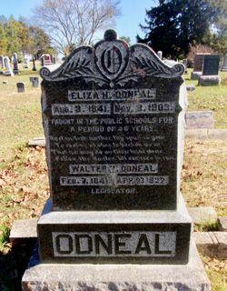 Walter Hale Odneal