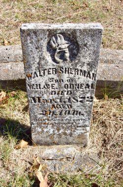 Walter Sherman Odneal