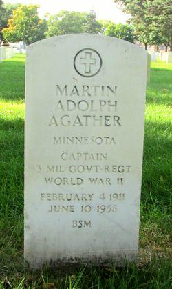 Martin Adolph Agather
