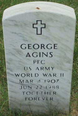 George Agins