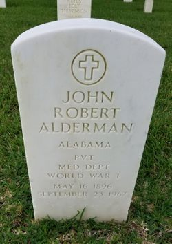 John Robert Alderman