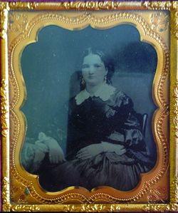 """Mary Jones """"Minnie"""" <I>Gresham</I> Machen"""