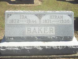 Ida <I>Richter</I> Baker