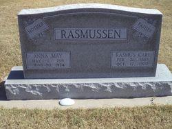 Anna May <I>Byars</I> Rasmussen