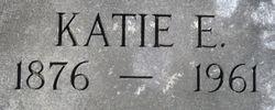 Katie E James