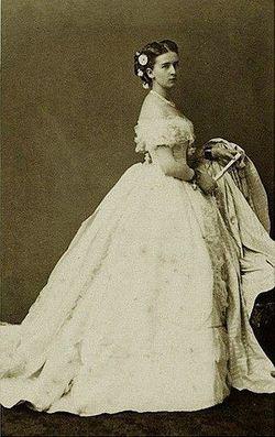 Princess Marie of Belgium