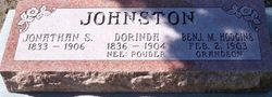 Durenda <I>Pudder</I> Johnston