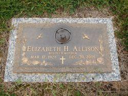 Elizabeth <I>Hughes</I> Allison