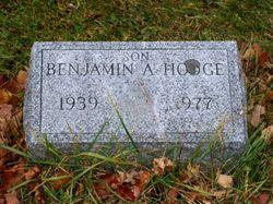 Benjamin Adelbert Hodge