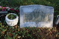 Esther Marie <I>Armantrout</I> Shuey