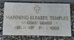 Elder Manning Eleazer Temples