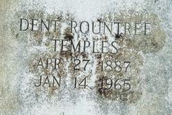 Elder Dent Rountree Temples