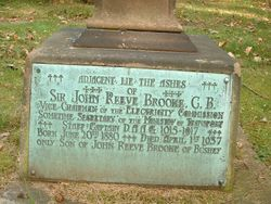 Sir John Reeve Brooke
