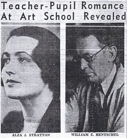 Alza Jessamond <I>Stratton</I> Hentschel