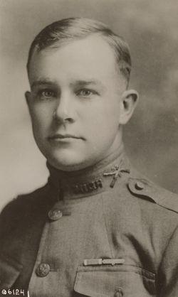 Capt Merritt Udell Lamb
