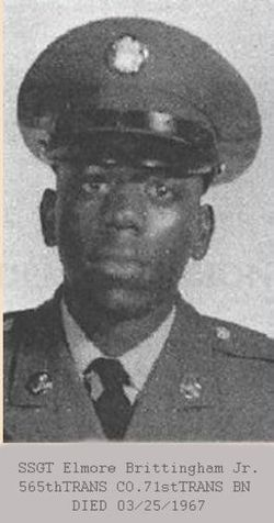 Sgt Elmore Brittingham, Jr