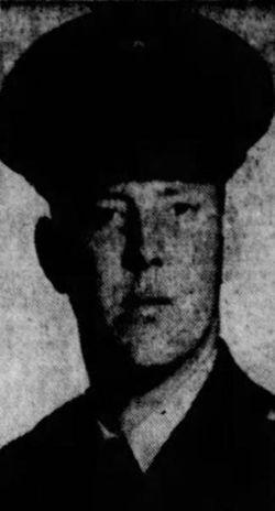 Sgt Daniel Ark Tressler, Jr