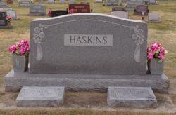 Bessie Ann <I>Capehart</I> Haskins