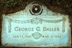 TSGT George Gibson Daller