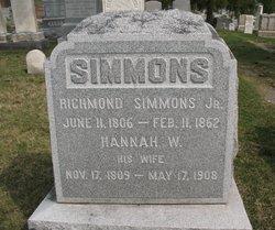 Richmond Simmons, Jr