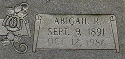 Abigail R. McCoig