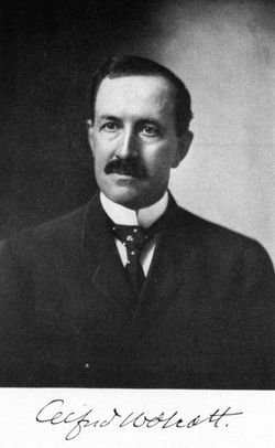 Judge Alfred Wolcott III