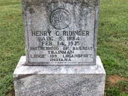 Henry Clarence Ridinger