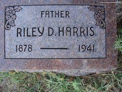 Riley D. Harris