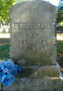 "C. Frederick ""Fred"" Abel"