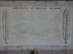 Pvt Douglas F Miller, Jr