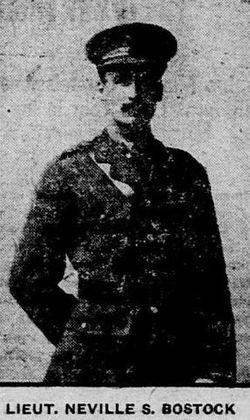 Neville Stanley Bostock