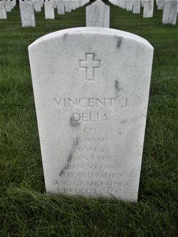 Vincent J Delia