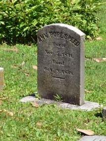 Ann Pope Speed