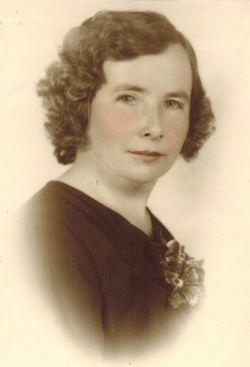 Minnie Mae <I>Hamilton</I> Fergeson