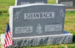 Lucille E <I>Katchmar</I> Shawback
