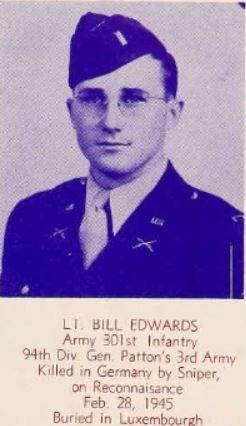 William M Edwards