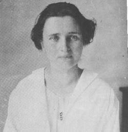 Yulia Apollonovna Schucht-Gramsci