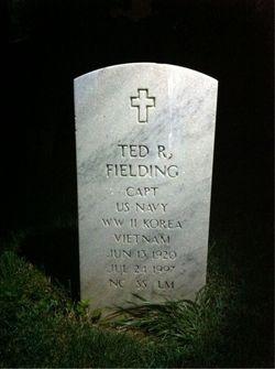 "Teddy Rosevelt ""Ted"" Fielding"