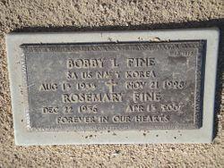 Bobby L Fine