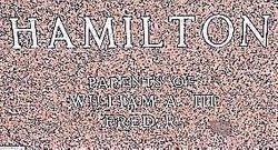 William Alexander Hamilton, II