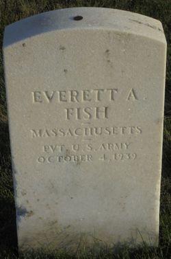 Everett A Fish