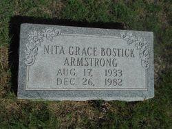 Nita Grace <I>Bostick</I> Armstrong
