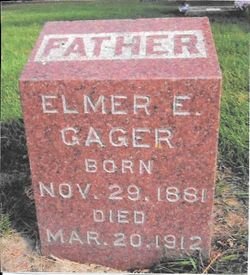 Elmer Ellsworth Gager