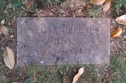 Rosa Celestine <I>Greene</I> Glenn