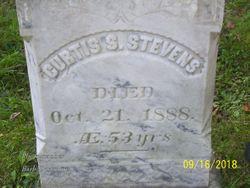 Curtis S Stevens