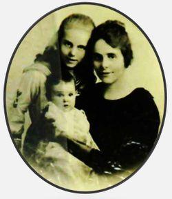 Frances E. <I>Welker</I> Baxter